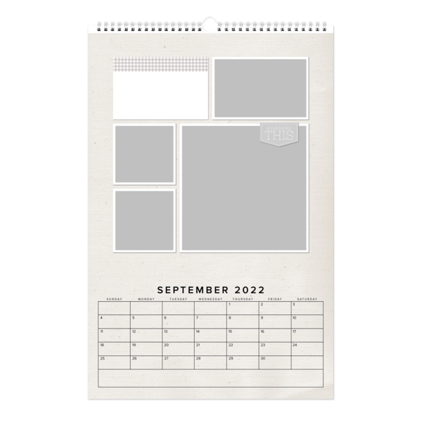 Loving These Moments Calendar