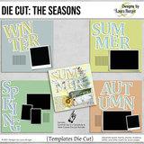 Die Cuts The  Seasons