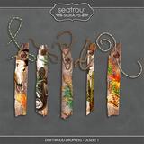 Driftwood Droppers - Desert 1