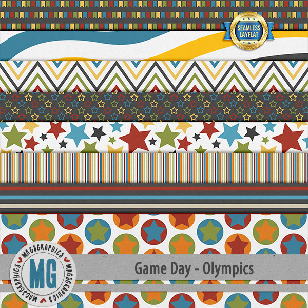 Game Day Olympics SLF Papers
