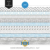 Hand Drawn Overlays 3 - SLF