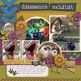 Dino World Kit