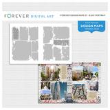 Forever Design Maps 57 - 8.5x11