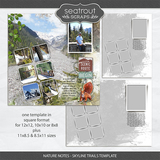 Nature Notes - Skyline Trails Template