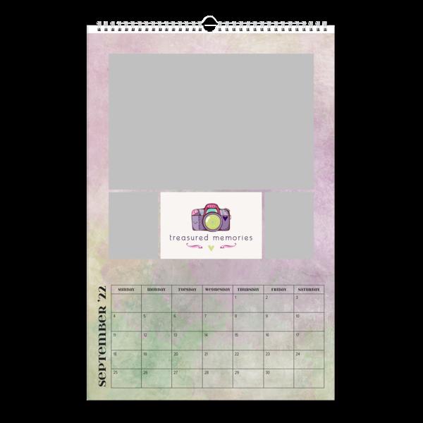 Snap Happy Calendar