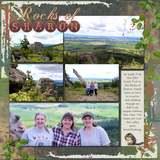 Nature Notes - Skyline Trails Embellishments