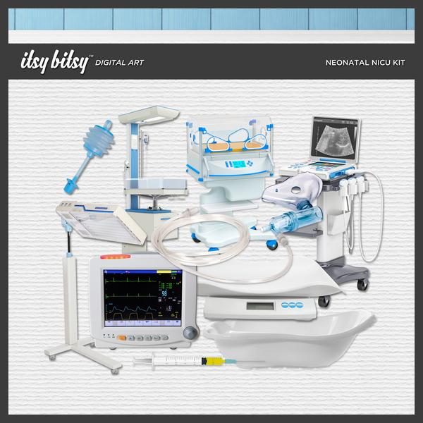 Neonatal NICU Kit