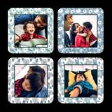 Coaster Set (3.75 X 3.75)