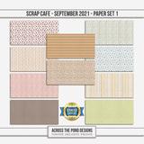 Scrap Cafe - September 2021 - Bundle