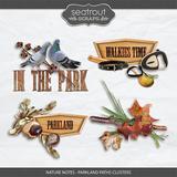 Nature Notes - Parkland Paths Clusters