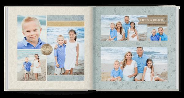 Ocean Time Book Photo Book