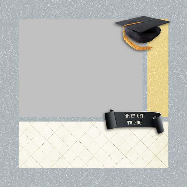 Graduation Brag Book