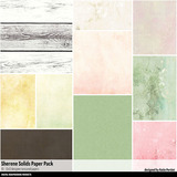 Sherene Solids Paper Pack