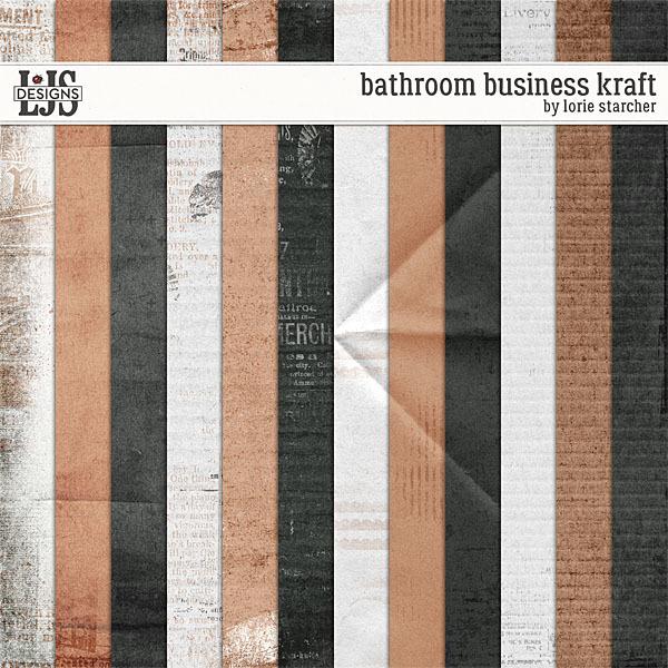 Bathroom Business Kraft