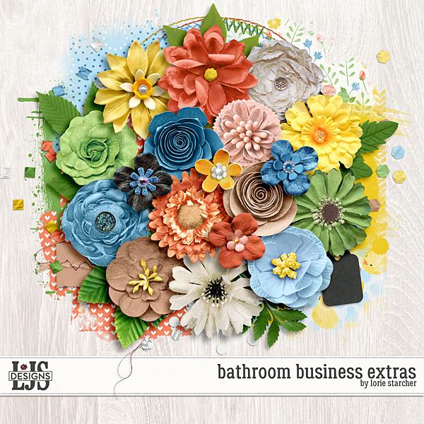 Bathroom Business Extras