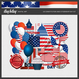 US Constitution and Citizenship Day Kit