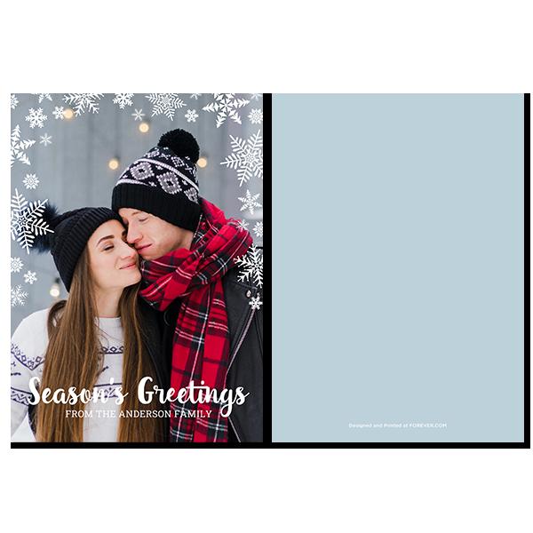 Snowy Season Card
