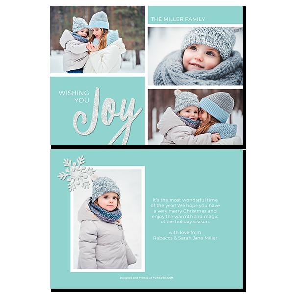Sparkling Joy Card
