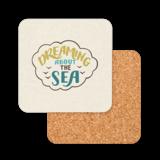 By the Sea Pre-Designed Coasters