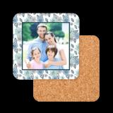 Modern Floral Pre-Designed Coasters