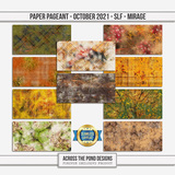 Paper Pageant - October 2021 - SLF - Mirage