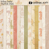 Folksy Baby Collection
