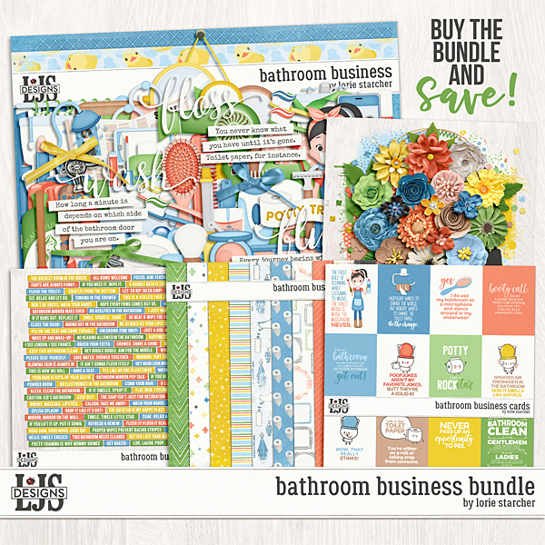 Bathroom Business Bundle