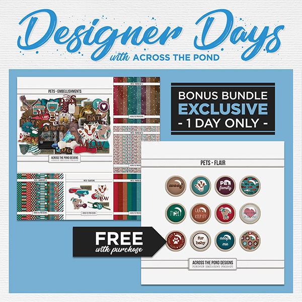 Designer Day Bundle by Across The Pond