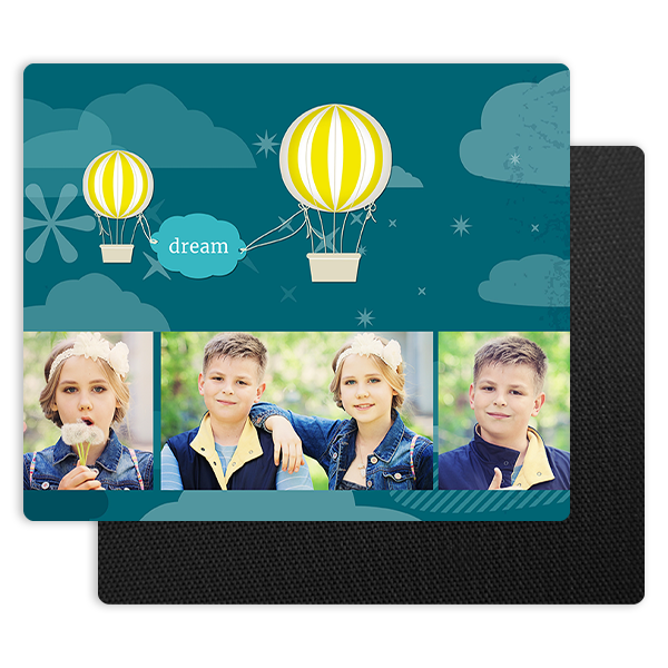 Fly High Mouse Pad Mouse Pad