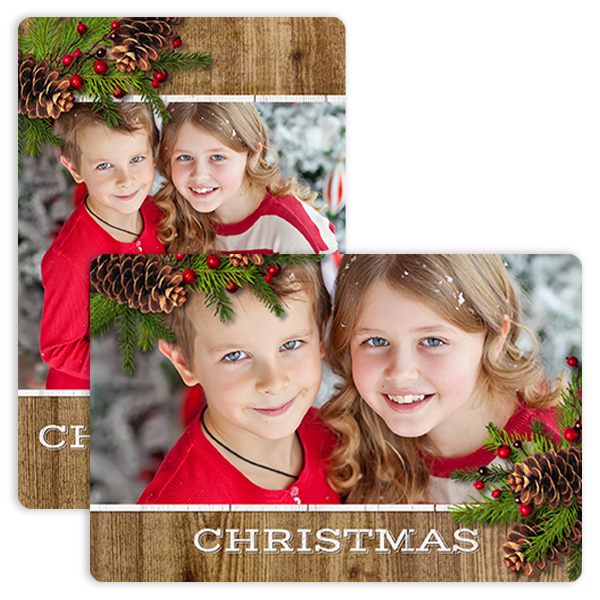 Simply Christmas Magnet Magnet