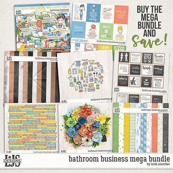 Bathroom Business Mega Bundle