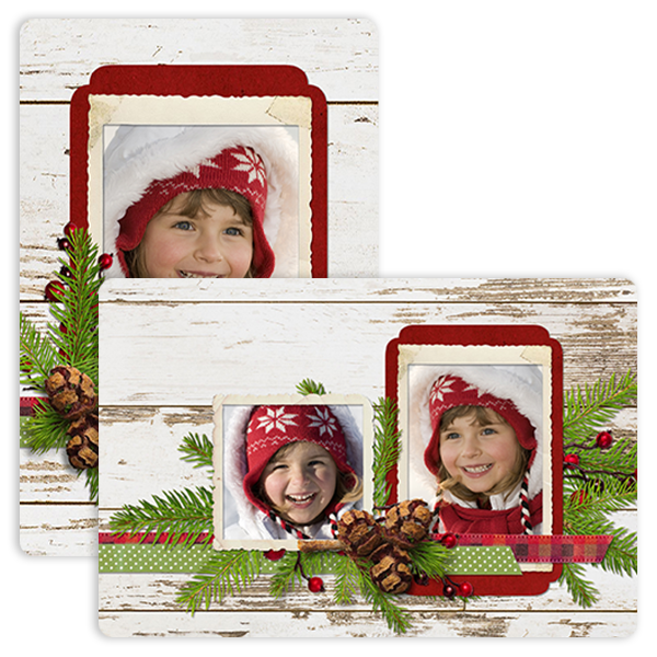 Colors of Christmas Magnet
