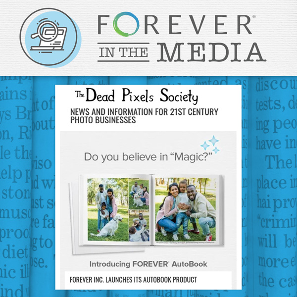 In the Media: FOREVER AutoBook