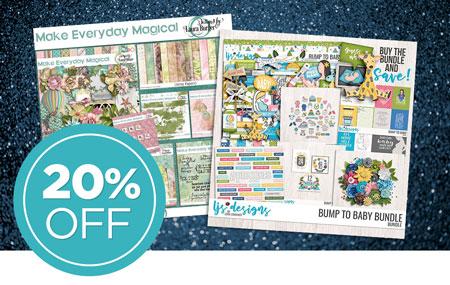 Save 20% on all Digital Art!