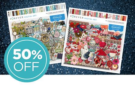Save 50% on All Things January & February Mixology Bundle!