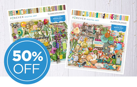 Save 50% on All Things March & April Mixology Bundle!
