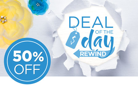 Save 50% on some of the BEST Deals of the Day of 2020!