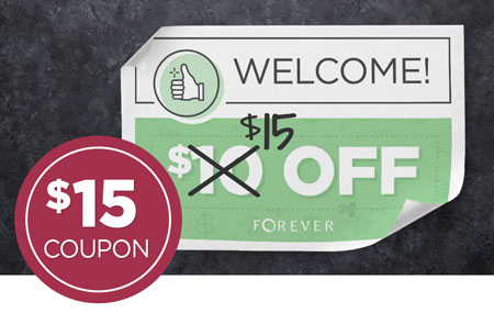EXTENDED: $15 off when you open a new account!