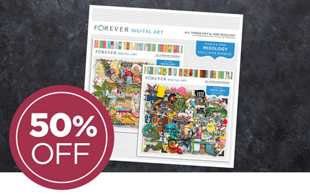 Save 50% on our All Things May & June Mixology Bundle!