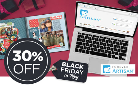 Save 30% on FOREVER Artisan® 5 software and upgrades!