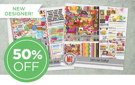 Save 50% on all MagsGraphics Digital Art!