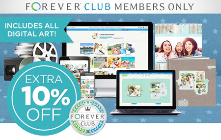 DOUBLE your Club discount!  Members save an EXTRA 10% on almost EVERYTHING!