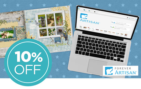 Save 10% on FOREVER Artisan® 5 software and upgrades!