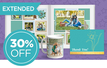 Save 30% on all other printed products!