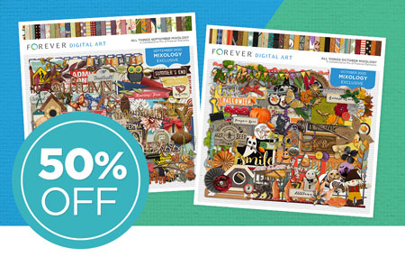 Save 50% on our All Things September & October Mixology Bundle!