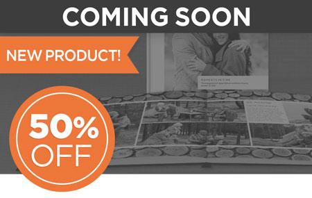 Coming October 2: Seamless Layflat Photo Books!