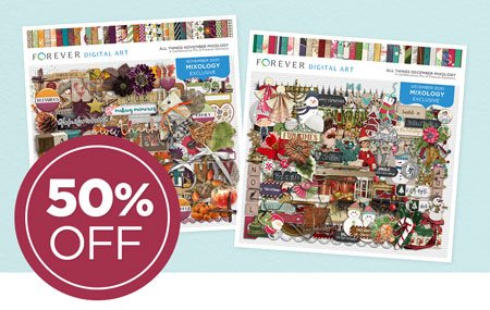 Save 50% on All Things November & December Mixology Bundle!