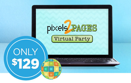 Get your p2P LIVE! Virtual Party ticket for just $129!