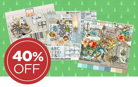 Save 40% on all Digital Art!