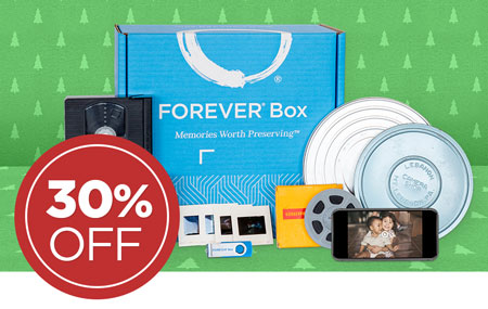 Save 30% on a NEW 2 Item, 10 Item, or 20 Item FOREVER® Box!